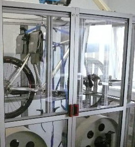 Complete bicycle test machine-02